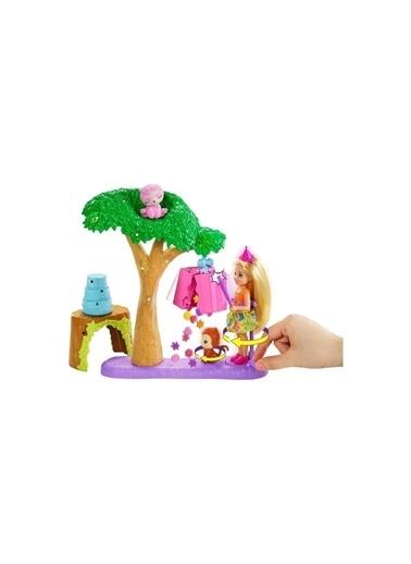 Barbie Gtm84 Barbie Ve Chelsea Parti Eğlencesi Oyun Seti Renkli
